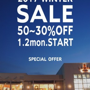 WINTER SALE
