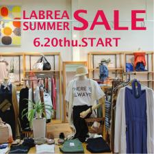 LABREA SUMMER SALE 2019